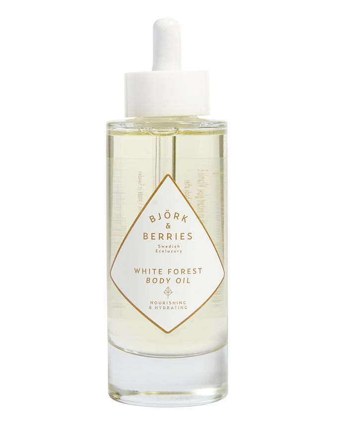Bjork & Berries White Forest Body Oil