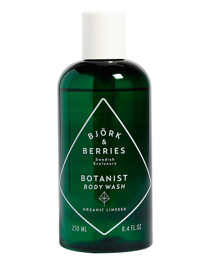 Bjork & Berries Botanist Body Wash
