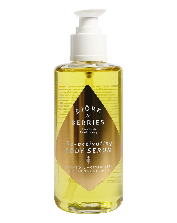 Bjork & Berries Re-activating Body Serum