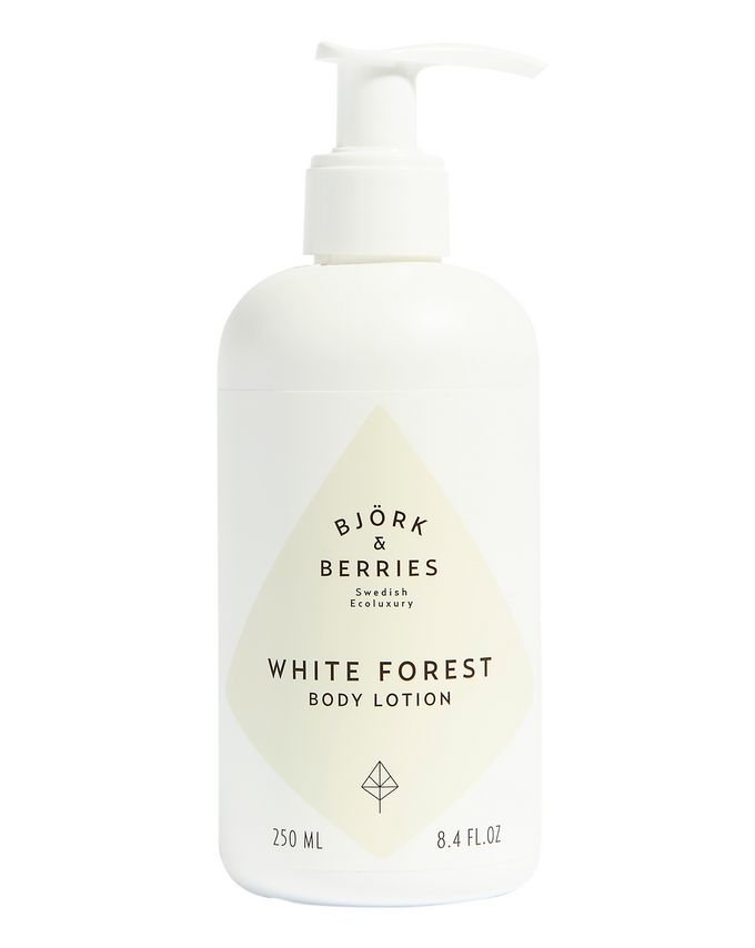 Bjork & Berries White Forest Body Lotion