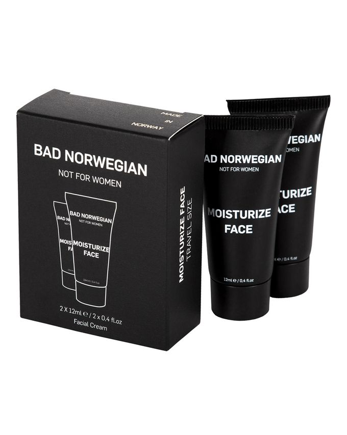 BAD NORWEGIAN Travel Set Moisturize Face