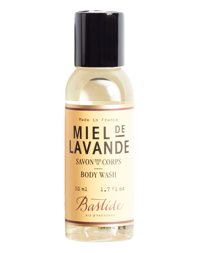 Bastide Miel de Lavande Natural Body Wash