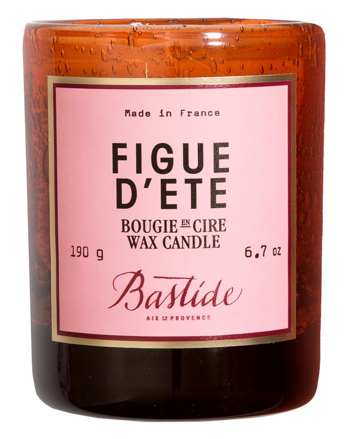 Bastide Hand Blown Figue d'ete Candle
