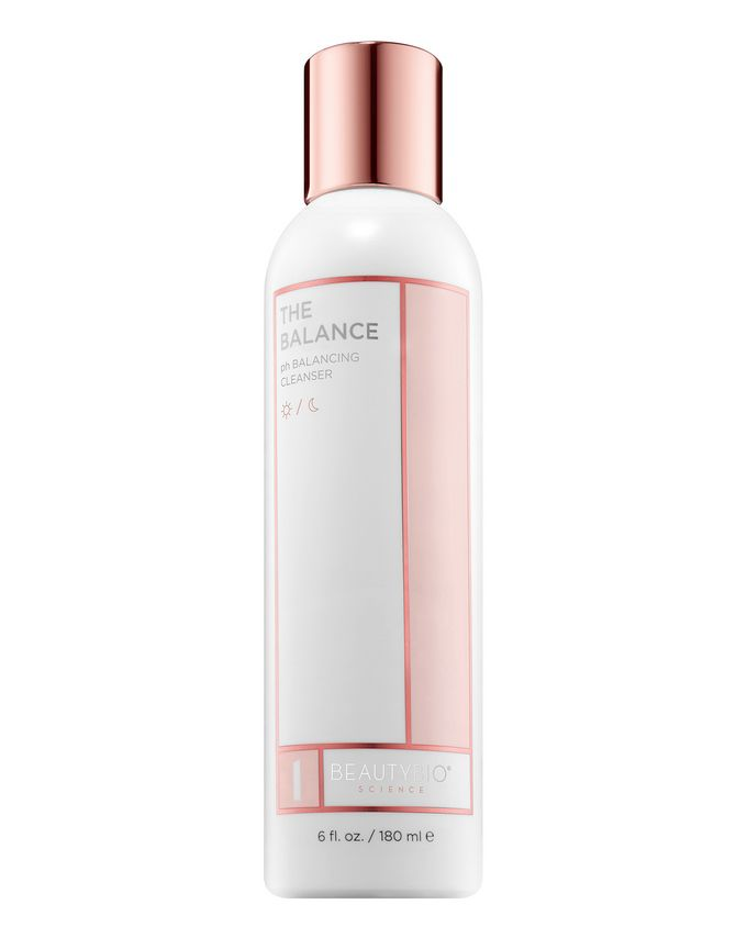 BeautyBio The Balance pH Balancing Facial Cleanser