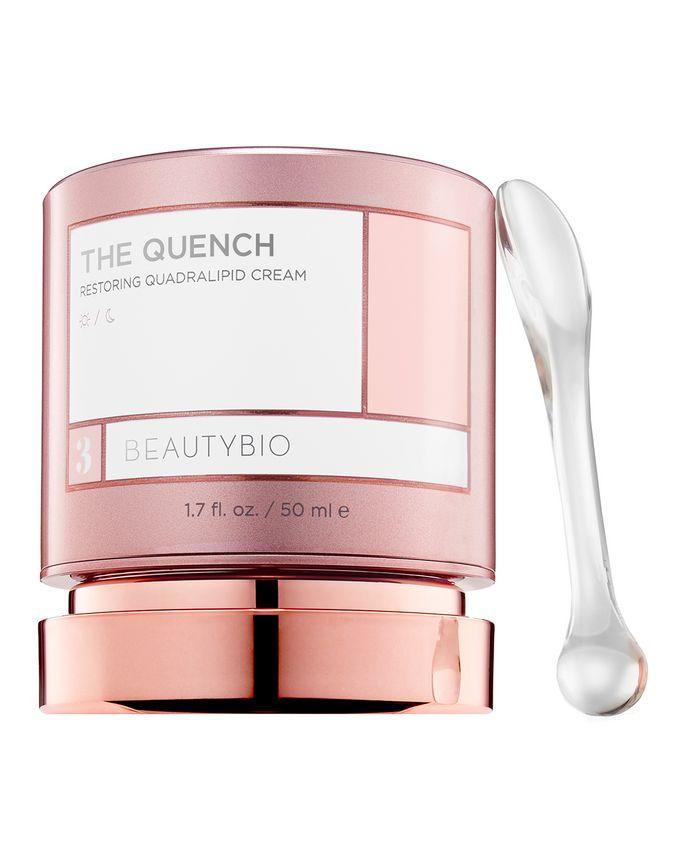 BeautyBio The Quench Quadralipid Skin Recovery Cream