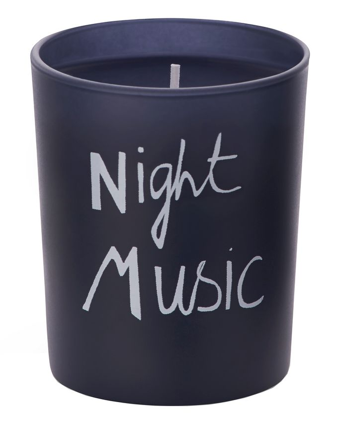 Bella Freud Night Music Candle (Powder, Iris and Amber)