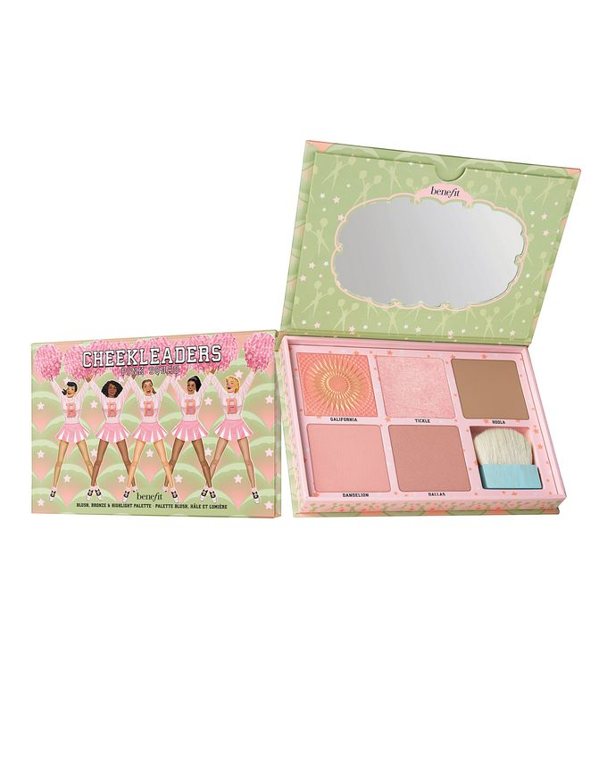 d2620e60d42 Benefit | Cheekleaders Pink Squad - Blush, Bronze & Highlight Palette ...