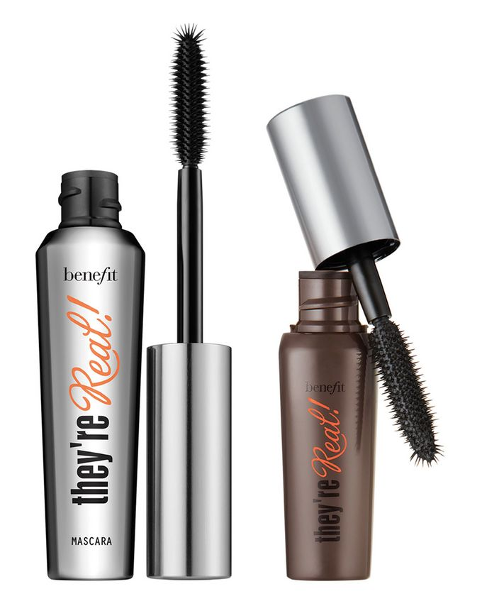 Benefit Real Big Steal They're Real Mascara Booster Set