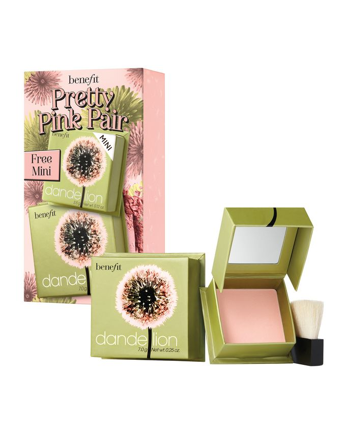 Benefit Pretty Pink Pair Dandelion Blush Duo