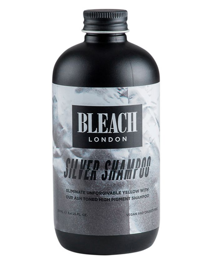 lowest price 7cc73 3dfcb BLEACH LONDON. Silver Shampoo