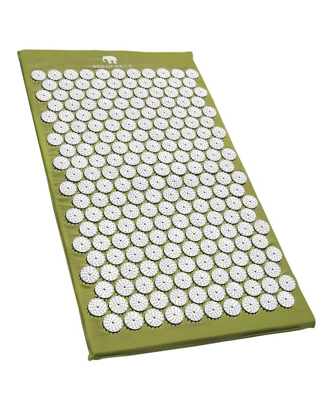 from acupuncture fitness massage mats lotus set product mat yalaoutdoor pillow acupressure and cushion yoga