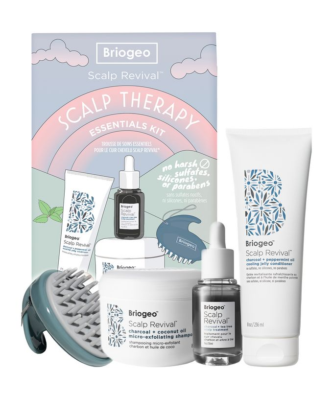 Briogeo Scalp Revival Scalp Therapy Essentials Kit