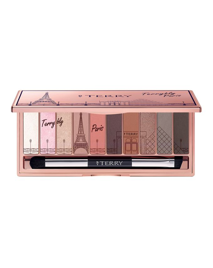 BY TERRY Cult Beauty Exclusive Eye-Light Palette 'Terrybly Paris'
