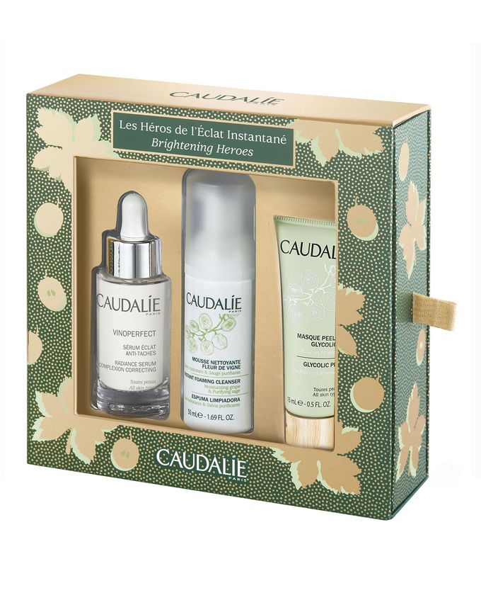 Caudalie Brightening Heroes (worth £58)