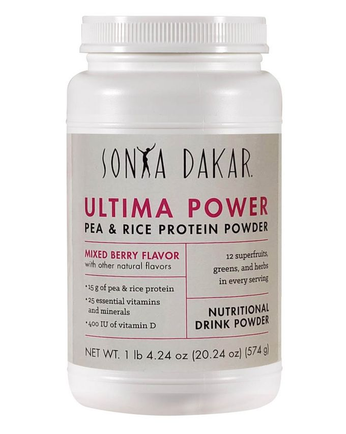 Sonya Dakar Beauty Bootcamp Ultima Power Shake