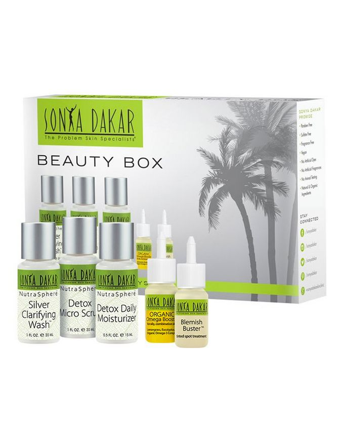 Sonya Dakar Beauty Box Clarifying Detox System