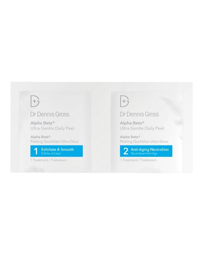 Dr. Dennis Gross Skincare Alpha Beta Ultra Gentle Daily Peel