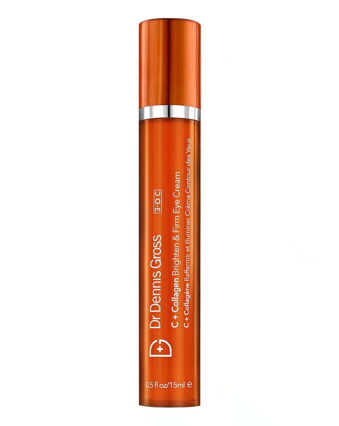 Dr. Dennis Gross Skincare C + Collagen Brighten + Firm Eye Cream