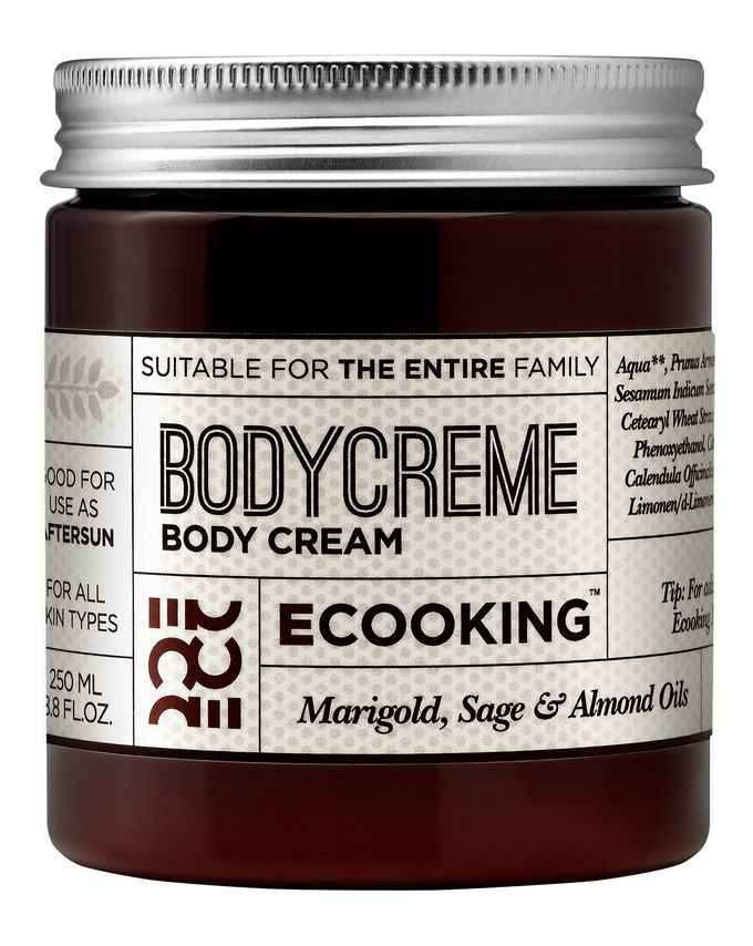 Ecooking Body Cream