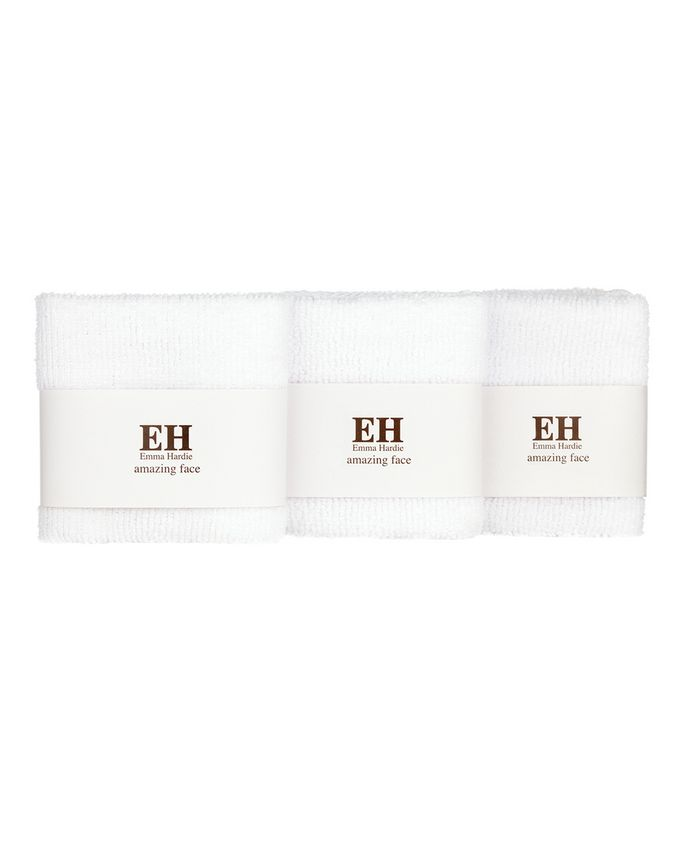 Emma Hardie Skincare Dual Action Cleansing Cloths x 3