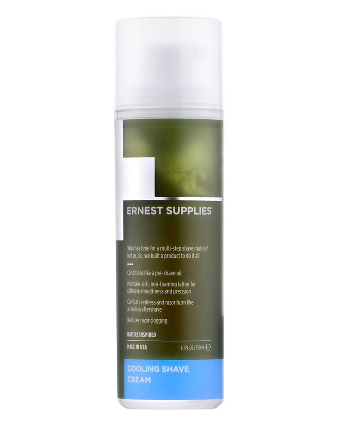 Ernest Supplies Cooling Shave Cream