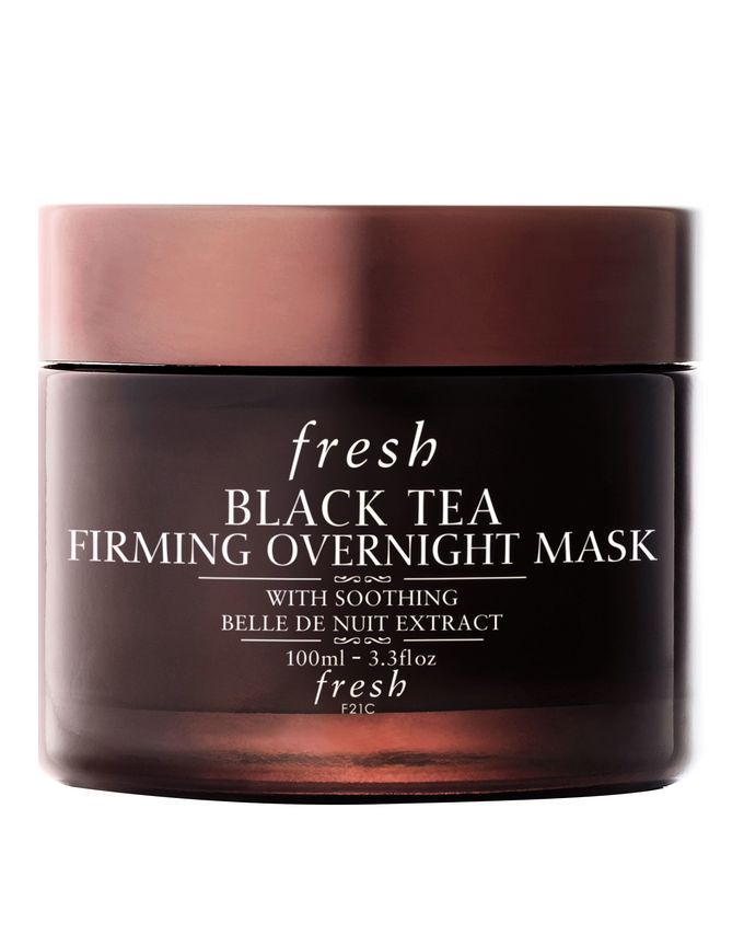 fresh Black Tea Firming Overnight Mask 100ml