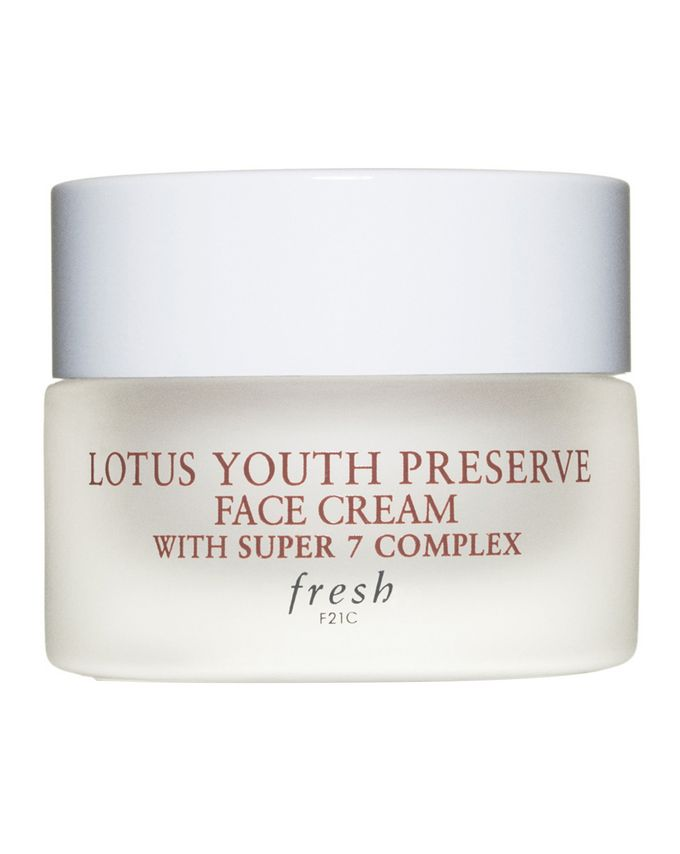 Lotus Youth Preserve Face Cream by Fresh