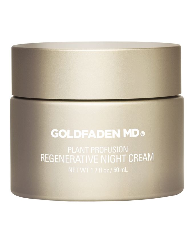 Goldfaden MD Plant Profusion Regenerative Night Cream