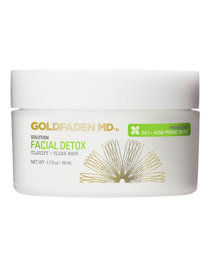 Goldfaden MD Facial Detox Pore Clarifying Mask