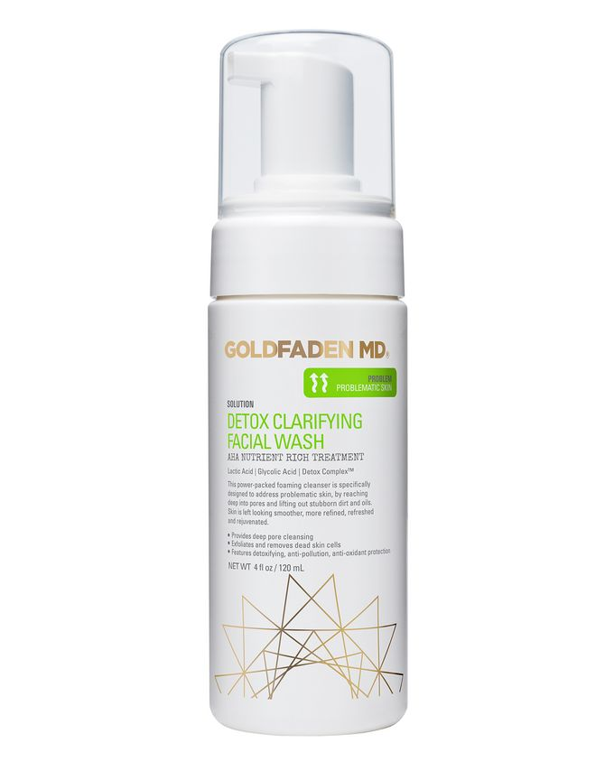 Goldfaden MD Detox Clarifying Facial Wash