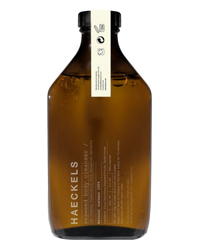 HAECKELS Seaweed / Sea Buckthorn Body Cleanser