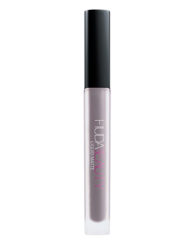 Huda Beauty Liquid Matte - Special Effects Silver Fox
