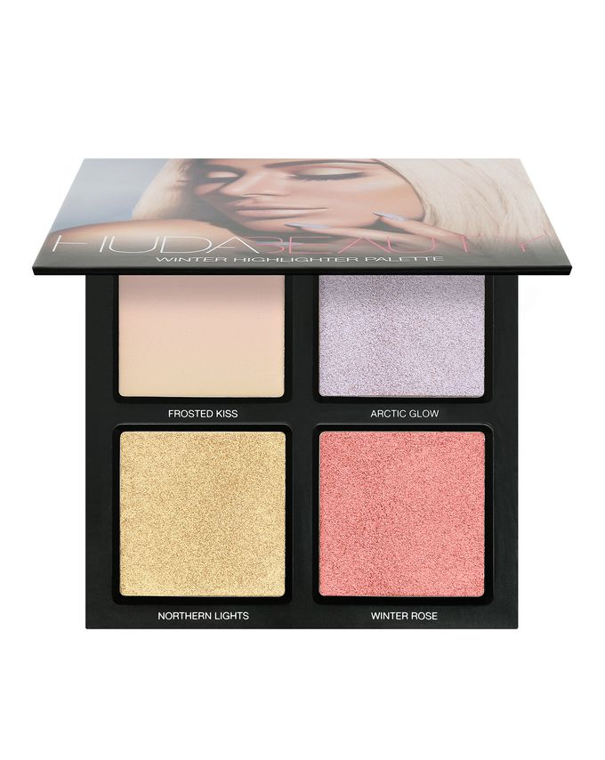 Huda Beauty Winter Solstice Highlighter Palette