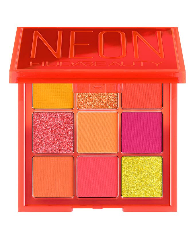 Neon Obsessions Palette