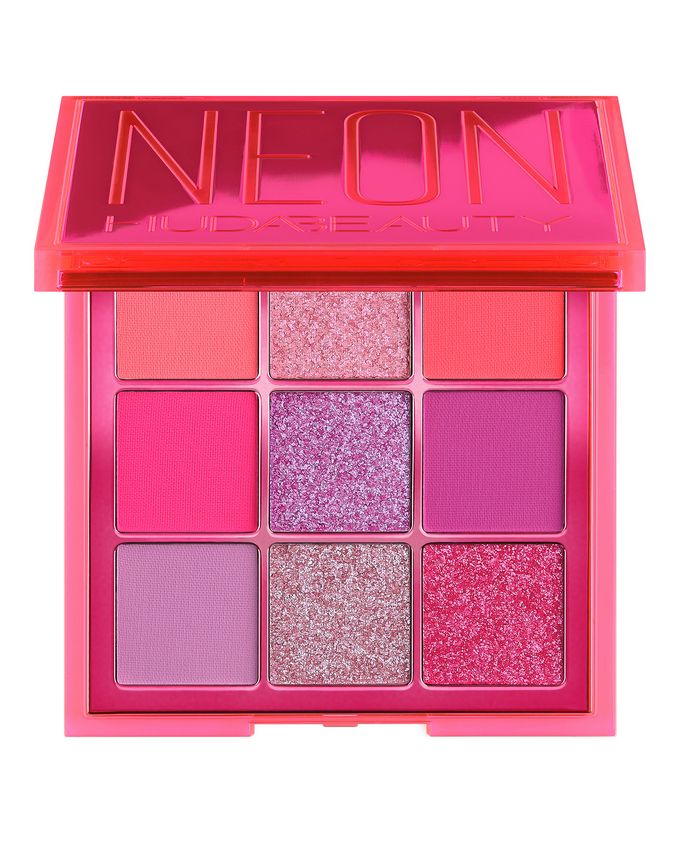 Huda Beauty Neon Pink Obsessions
