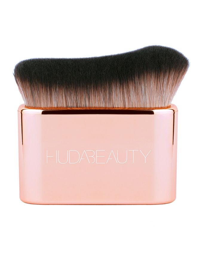 Huda Beauty N.Y.M.P.H Body Blur and Glow Brush