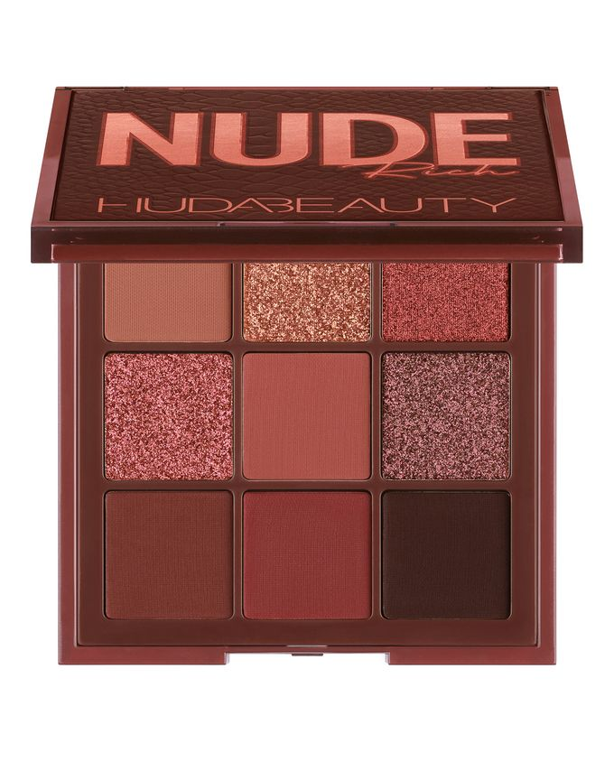 Huda Beauty Rich Nude Obsessions