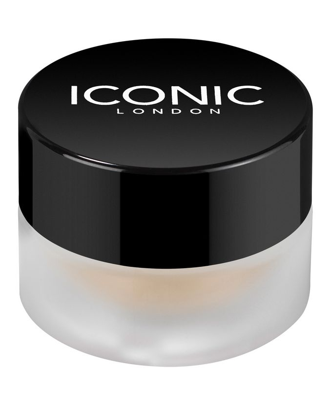 ICONIC LONDON Chrome Flash Eye Pot