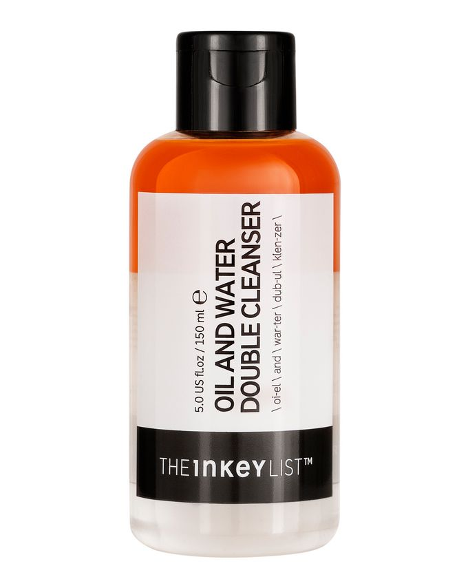 THE INKEY LIST Oil & Water Double Cleanser