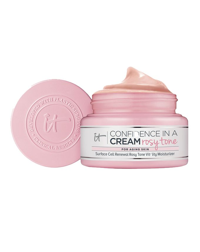 IT Cosmetics Confidence in a Cream - Rosy Tone