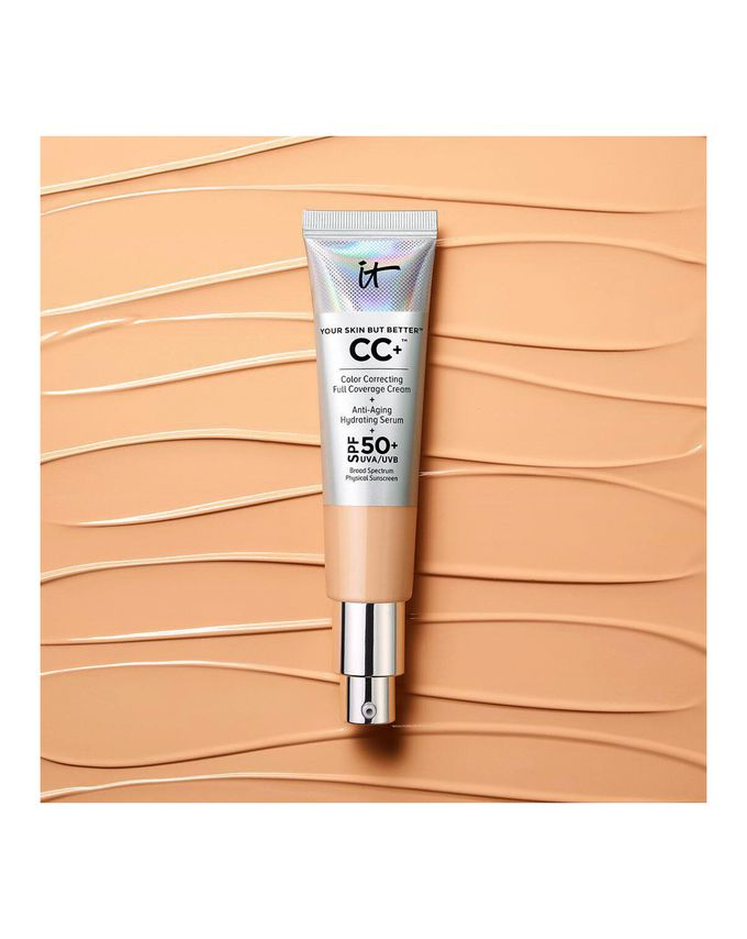 IT Cosmetics Your Skin But Better CC+ Cream with SPF 50+ 3