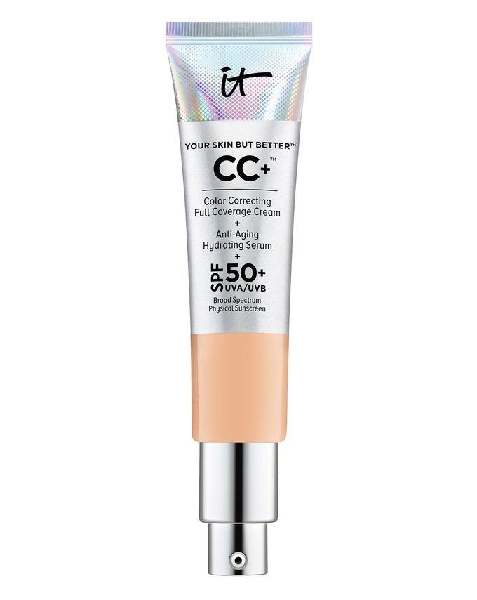IT Cosmetics Your Skin But Better CC+ Cream with SPF 50+ Neutral Medium