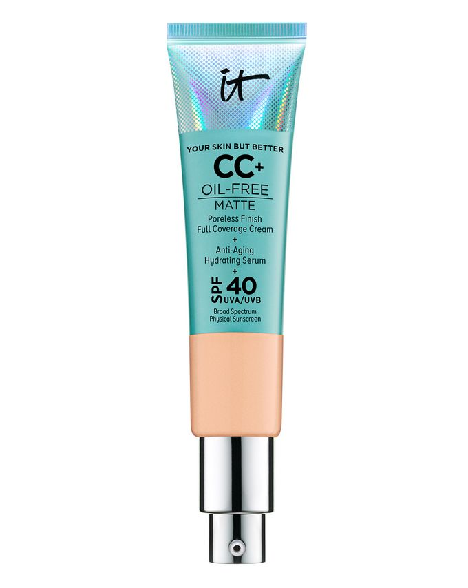 IT Cosmetics Your Skin But Better CC+ Oil-Free Matte with SPF 40