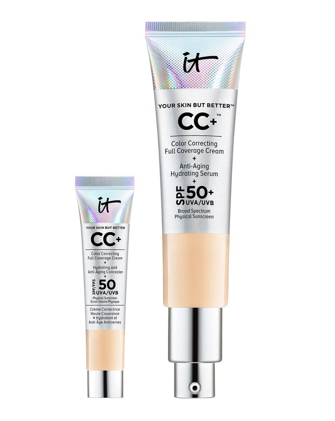 IT Cosmetics Your Skin But Better CC + Cream Home and Away Kit