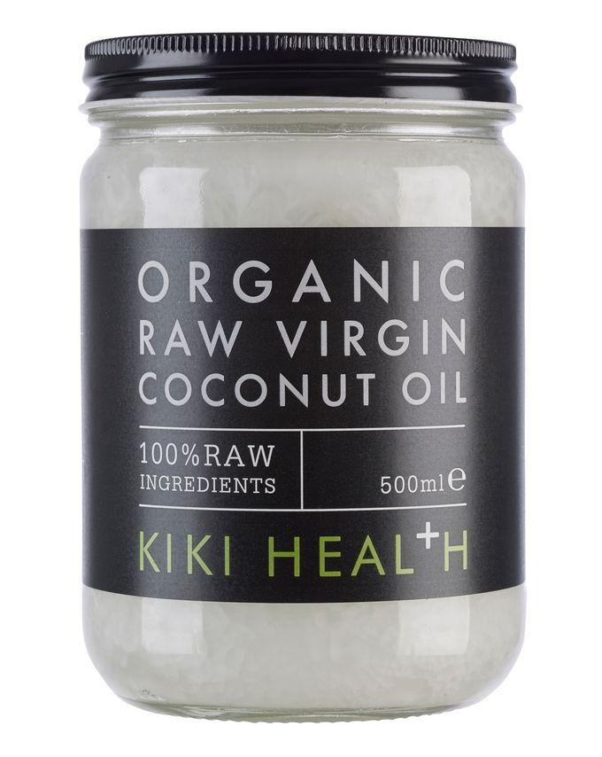 KIKI Health Organic Coconut Oil