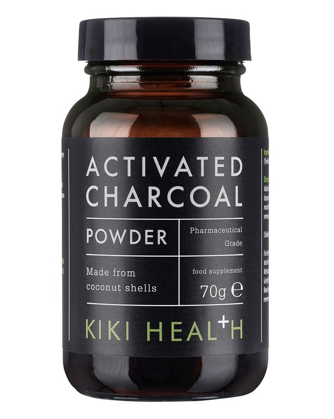 KIKI Health Activated Charcoal Powder