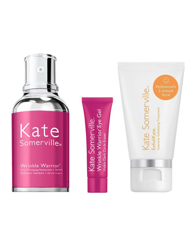 Kate Somerville Cult Beauty Exclusive Wrinkle Warrior Kit
