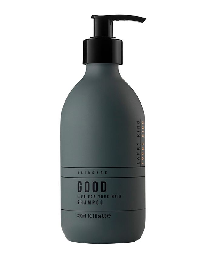 Larry King Hair Care Good Life Shampoo