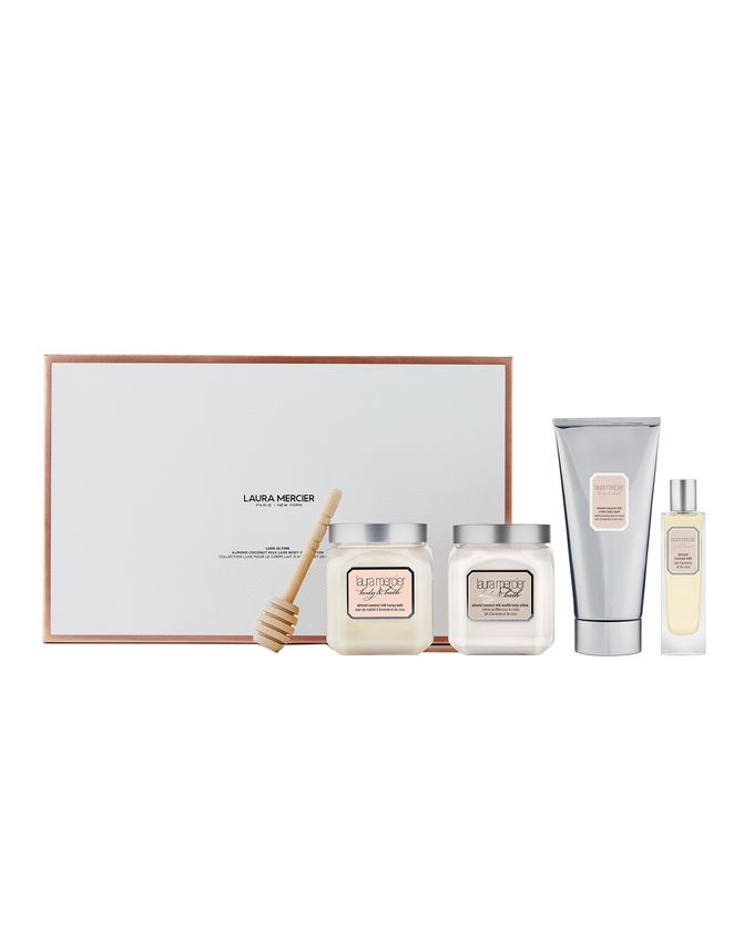 Laura Mercier Luxe Ultime Almond Coconut Milk Luxe Body Collection