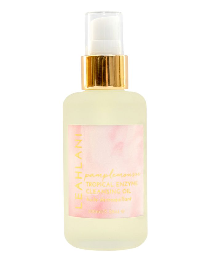 Leahlani Skincare Pamplemousse Tropical Enzyme Cleansing Oil